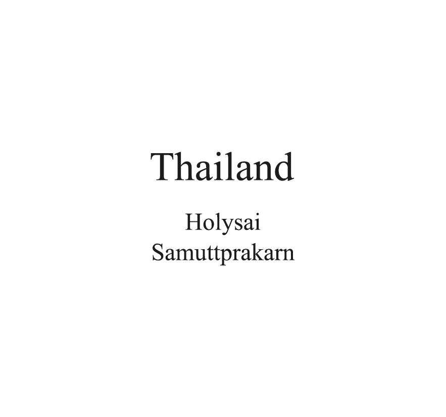 Thailand Distributor
