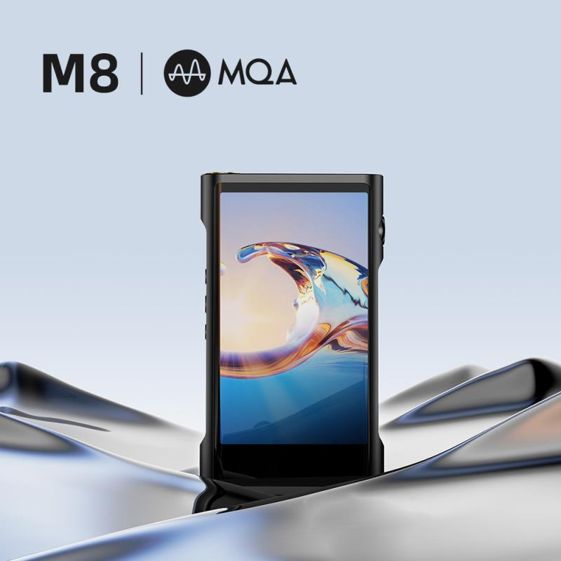 MQA support for Shanling M8